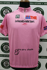 maglia ciclismo ROSA SANTINI TG XL C301 bike shirt maillot trikot jersey