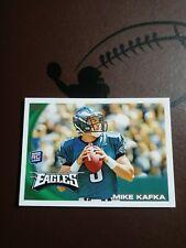 2010 Topps Football Card #244 Mike Kafka Rookie