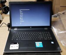 """HP 17-bs061st 17.3"""" Laptop Computer Intel i3-7100U 2.4 Ghz 8GB RAM 1TB HD Win 10"""