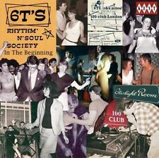 6T'S RHYTHM N SOUL SOCIETY Various NEW & SEALED MOD CLUB CD (KENT) NORTHERN R&B