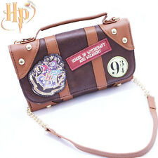 Harry Potter Inside Out Crossbody Clutch Purse with Strap - Small Bag
