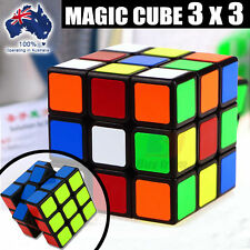 Magic Cube 3x3x3 Super Smooth Fast Speed Rubix Rubik Puzzle