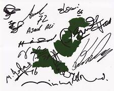 Pakistan Cricket Autographs