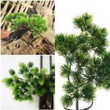 Simulation Of Pine Branches Plastic Green Plants Welcome Interior Decoration