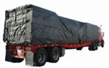 (2) Lumber or Hay Semi Truck Tarp Covers 24'x26'