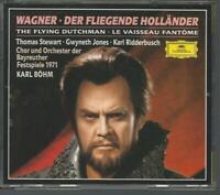 Richard Wagner Der fliegende Holländer Dt. Grammophon ( CD )