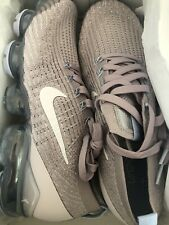 NEW Nike Air Vapormax Flyknit 3 Women 10 Violet Ash