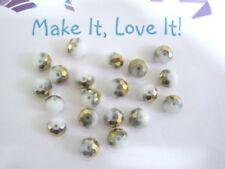 Crystal & Cut Glass Any Purpose White Jewellery Beads