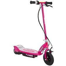 Razor E100 24v Motorized Electric Girls Scooter (pink)