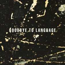DANIEL LANOIS (PRODUCER) GOODBYE TO LANGUAGE [LP] * NEW VINYL