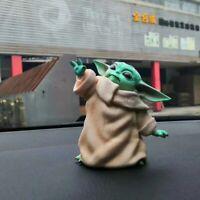 Star Wars Black Series Mandalorian The Child Baby Yoda Grogu 1.1-Inch Figure 😍