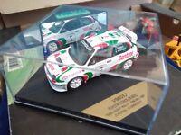 Vitesse  Toyota Corolla WRC Auriol 1997 Finland RALLY 1000 LAKES NEUF BOITE