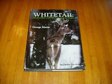 Whitetail - Fundamentals and Fine Points for the Hunter Hc Free Shipping