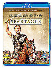 Spartacus (Blu-ray, 2011)   50th Anniversary Edition  ( Brand New & Sealed )