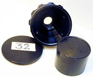 "Objectif ""COOKE ""-MOUNT ""CAMEFLEX"" 35 mm-F 32 mm..1 / 2  -QUASI NEUF- N°1615764"