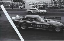 """1970s NHRA Drag Racing-Funny Cars-Maple Grove-""""FUNNY FARMER"""" Pinto vs """"Las Vega"""""""