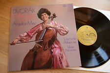 ANGELICA MAY Dvorak cello concerto NEUMANN LP Supraphon Digital 424697 Club nm