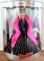 MATTEL HAPPY HOLIDAYS BARBIE DOLL SPECIAL EDITION 1998 NEW IN DAMAGED BOX