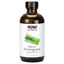 NOW Foods Lemongrass Oil 4oz FREE SHIPPING. MADE IN USA