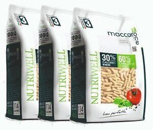 Pasta Proteína Maccarozone Dieta A Zona Sedanii 3 Paquetes Ciao Carb