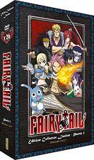 ★ Fairy Tail ★ Partie 2 - Edition Collector Limitée (Coffret 26 DVD)