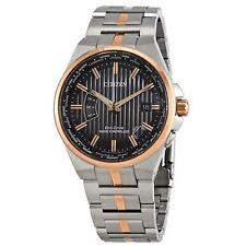 Citizen CB0166-54H para hombre mundo perpetuo a-T Eco-drive Reloj Negro