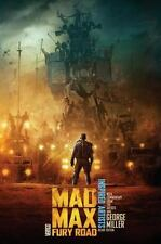 Mad Max: Fury RoadINSPIRED ARTISTS Deluxe Edition (HC)