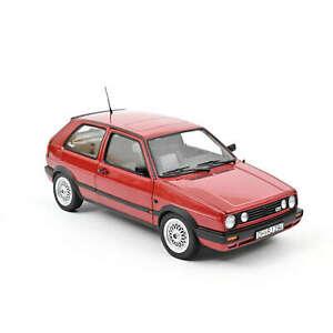 VW Golf GTI 1990 - Rot metallic - 1:18 - Norev (188555)
