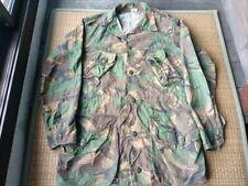 1970s Canadian Made Tanzanian Army DPM Camouflage Pattern Shirt **RARE**