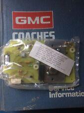 GMC RTS bus rv Mohawk Voltage Regulator Panel Part No. 1977339