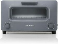 BALMUDA The Toaster K01E-GW (Gray) from Japan - New