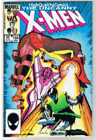 X-MEN #194, VF, Wolverine, Chris Claremont, Uncanny, Juggernaut, Romita