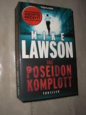 Mike Lawson: Das Poseidon-Komplott