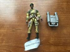 (M) G.I. Joe 25th DVD Battles Build The MASS Device Set 1 Of 5 Sgt. Stalker
