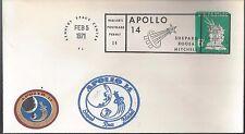 1971 Apollo 14 Launch Kennedy Space Center 2/5