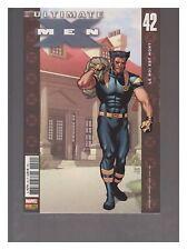 comics ULTIMATE  X-MEN 42  magazine  2007 TBE