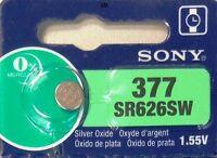 SONY 377 SR626SW SR626 V377 Watch Battery US seller