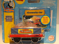 NEW Take Along/Take-n-Play Thomas 'FIREWORKS CAR' LC76133 - LIGHTS & SOUNDS