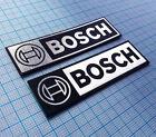 BOSCH - Metallic Sticker Badge - 2 pieces - 70 mm x 20 mm