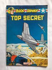 BD Le avventure di Buck Danny Top secret 22 / 1974 / HUBINON CHARLIER / CENISIO