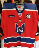 KUCHEROV #86- CSKA LUTCH HOCKEY JERSEY
