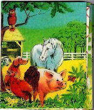 MY FARM ADVENTURE PERSONALIZED CHILDREN BOOK
