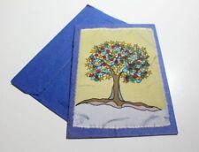 Fair Trade Batik Tree Greeting Cards