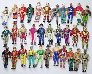 Random Lot 10 LANARD The Corps! different Soldier Military figures hands broken