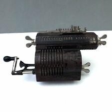 Brunsviga System Rechenmaschine TRINKS 1920 Grimme Natalis Nr. 61911