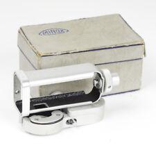 Boxed Minox Binocular Attachment Feldstecheransatz
