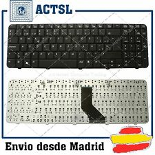 TECLADO ESPAÑOL NEGRO para HP PC Portatil Compaq Presario CQ60-320ES (NP630EA)