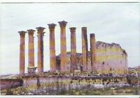 Middle East Postcard - Jerash - Temple of Artemis - Jordan   U1022