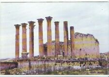 Middle East Postcard - Jerash - Temple of Artemis - Jordan   U1022
