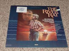 """The River Rat"" Original Soundtrack! NEW LP! RARE LP! Factory Sealed!"
